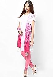 Soundarya Ethnicwear Cotton Bandhej Handwork Dupatta for Women (3053)