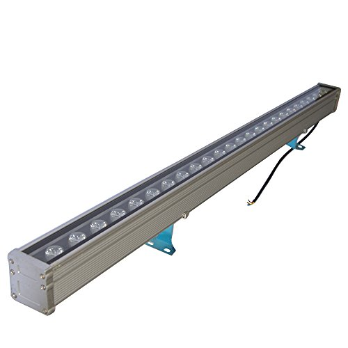 RSN LED 24W Linear Bar Light Warm White Outdoor Wall Washer IP65 Waterproof 2 Years Warranty (Indoor Led Wall Washer compare prices)