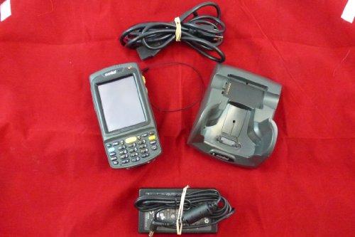 Motorola Mc70 Series Handheld Computer Kit - P/N: Mc7090 -Pu0Dcrfa7Wr / Wlan 802.11A/B/G / 1D Laser-Se950 / Color Qvga Display / Windows Mobile 5.0.0 Premium Edition / Bluetooth / Complete Kit With Charging Cradle