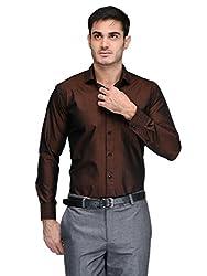 Harvest Golden 100 % Cotton Party Wear Shirt for Men