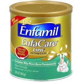 Enfamil® Enfacare®-Flavor Unflavored Calories 20 / Fl Oz Style Ready-To-Use Liquid Packaging 32 Fl Oz Can - Each 1