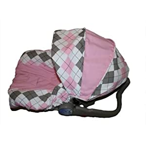 How to Make an Infant Car Seat Cover With a Pattern | eHow