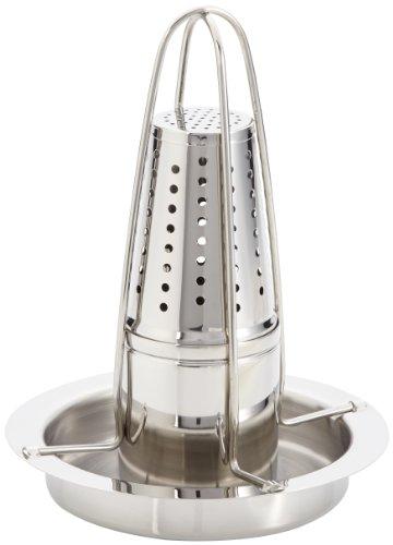 Kchenprofi-10-3801-28-00-Hhnchengriller-BBQ-Advantage-mit-Aromabehlter