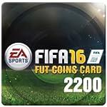 FIFA 16 - 2200 FUT Points (Code in de...