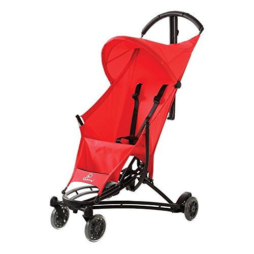 Quinny Yezz Stroller Seat Cover - Red Signal - 1