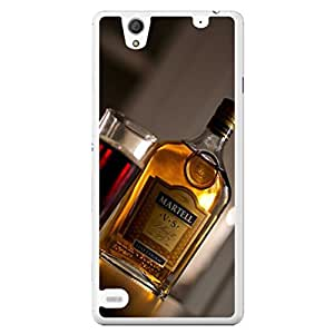 a AND b Designer Printed Mobile Back Cover / Back Case For Sony Xperia C4 (SONY_C4_2693)
