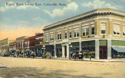 Coffeyville, Kansas 1918