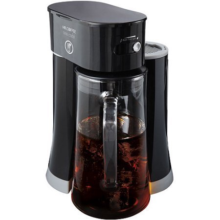 Mr. Coffee Tea Cafe Iced Tea Maker, Adjustable Brew Strength. (Mr Coffee Iced Tea Cafe compare prices)