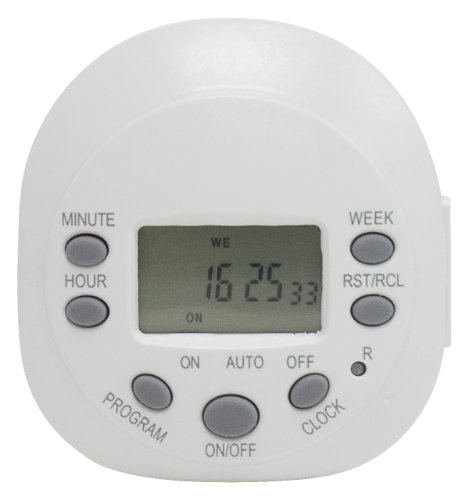 GE 7-Day Digital Heavy Duty Timer (Heavy Duty Electrical Timer compare prices)