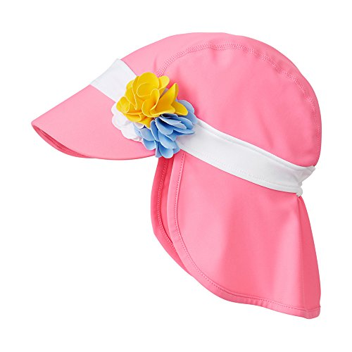 Hanna Andersson Little Girl Out Of The Sun Hat, Size M (2-6 Years), Lily Pink