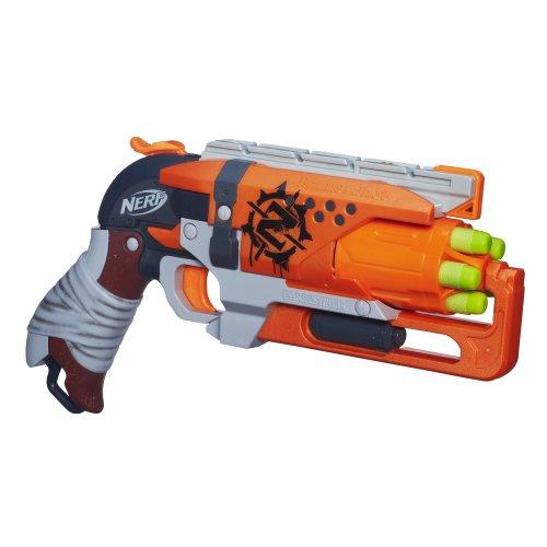 Nerf Zombie Strike Hammershot Blaster (Nerf Gun For Boys compare prices)