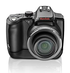 Kodak EasyShare Z980 12MP Digital Camera with 24x Optical Image Stabilized Zoom and 3.0 inch LCD