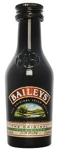 Baileys Irish Cream Whisky Liqueur 5cl Miniature - 20 Pack by Baileys