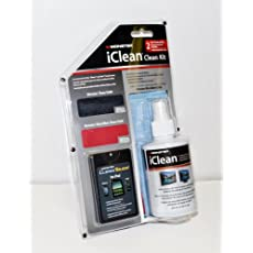 Monster iClean Alcohol and Ammonia Free Clean Kit for iPad, iPhone, and iPod Touchscreens
