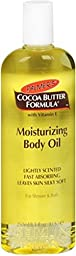 Palmers Cocoa Butter Moisturizing Body Oil With Vitamin-E 8.5oz (3 Pack)