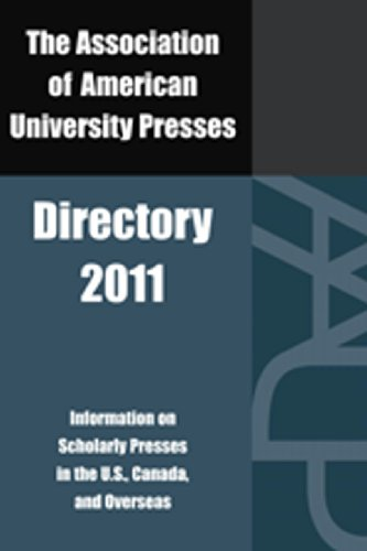 Association of American University Presses Directory 2011