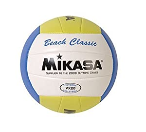 Buy Mikasa VX20 Beach Classic Volleyball by Mikasa Sports