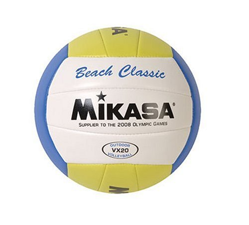 Mikasa VX20 Beach Classic Volleyball
