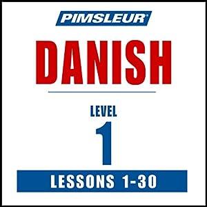 Pimsleur Danish Level 1 Speech