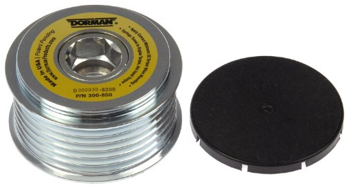 Dorman 300-850 Alternator Decoupler Pulley (2005 Pacifica Alternator compare prices)