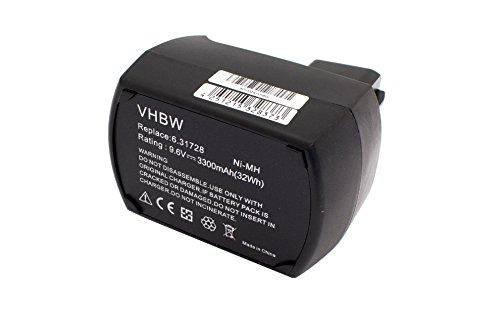 vhbw-nimh-batterie-3300mah-pour-outils-electriques-metabo-sbp96-sbt96-ula-96-comme-625471-631728-631