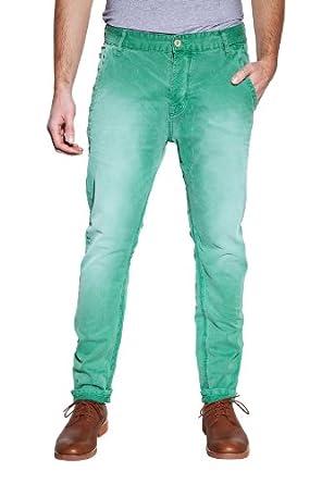 Scotch & Soda - Color-Jeans in Grün, Größe (Weite Länge):W29 L34