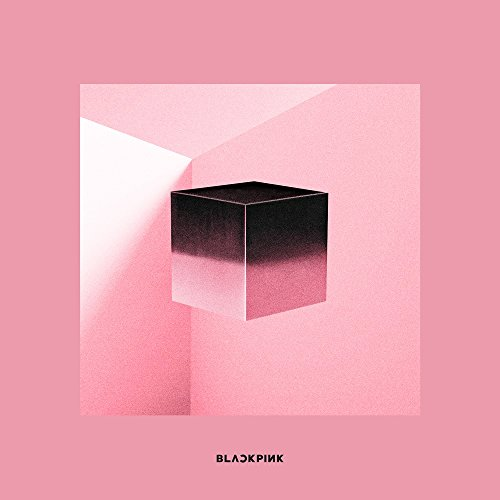 CD : Blackpink - Square Up [Pink version]