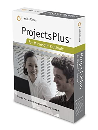 Franklincovey Projectsplus For Outlook