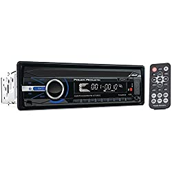 See POWER ACOUSTIK PCD_41 Single_DIN In-Dash CD Receiver with Detachable Face & 32GB USB Playback (Without Bluetooth(R)) Details