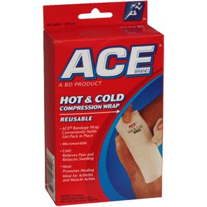 Special pack of 5 ACE HOT/COLD COMPRESS WRA 7519