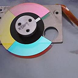 High Quality DLP Projector Color Wheel Replace For Panasonic FD350