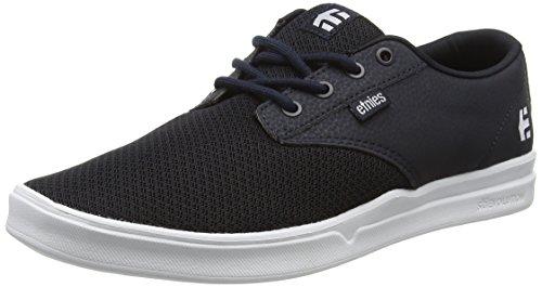 etnies-jameson-sc-mens-low-top-sneakers-blau-navy-white-472-10-uk