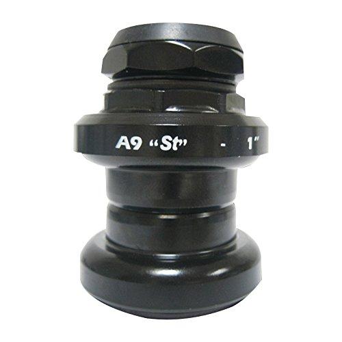 Stronglight Gewinde-Headset schwarz schwarz 25.4 mm