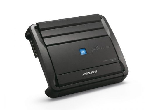 Mrx-V60 - Alpine 5-Channel Subwoofer Amplifier