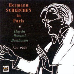 Scherchen In Paris Vol. 1/Flute & Harp Concerto (Scherchen)