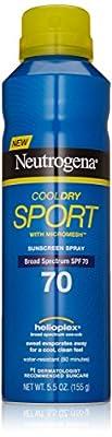 Neutrogena Cool Dry Sport Sunscreen Lotion