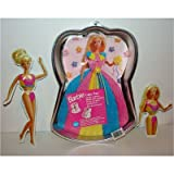 Wilton Barbie Party Cake Pan (2105-3550 1998) or (2105-9815 1998) Mattel
