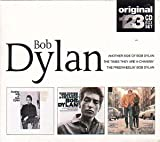 Bob Dylan Another Side/the Times They Are a Changin'/Free