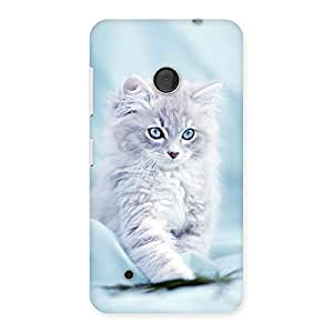 Cutest Looking Kitty Back Case Cover for Lumia 530