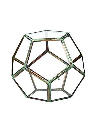 Sage & Co. Medium Glass Geodesic Terrarium