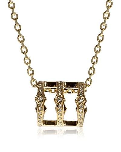 Babette Wasserman Collar plata de ley 925 milésimas