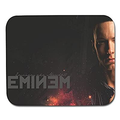 "LilyAn EMINEM SLIM SHADY Hip Hop Hip Hop Rap Mousepad Rectangle Mouse Pad (9""*8"")"