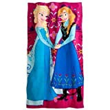 Disney Frozen Elsa & Anna Towel