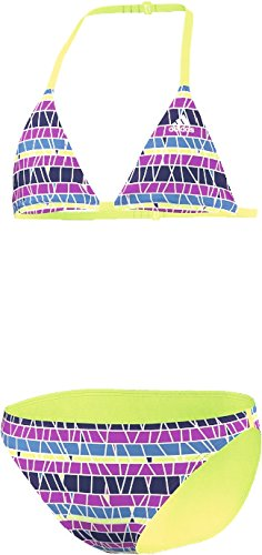 Adidas Striped Bikini Girls, pink/lila/blau/gelb - 152