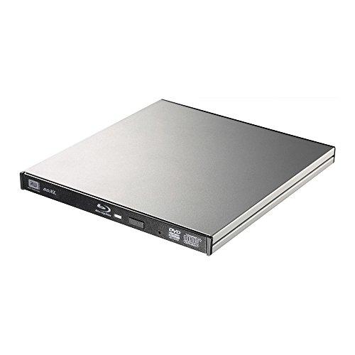 I-O DATA Mac専用 USB 3.0対応 薄型ポータブルブルーレイドライブ BRP-UT6/M