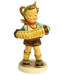 Amazon.com: Hummel Accordion Boy Figurine HU445: Home & Kitchen