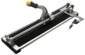 M-D Building Products 49905 24-Inch Tile Cutter (PRO), Black/Yellow