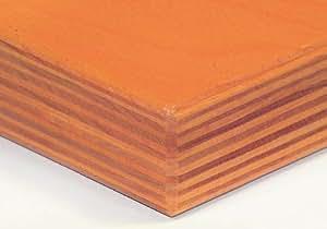 Werkbankplatte Buche-Multiplex 1500 x 750 x 25 mm Werkbank Arbeitsplatte