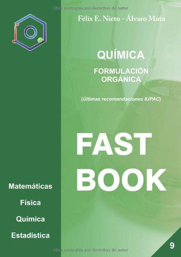 Formulación Química Orgánica: Fast Book