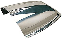 Sea-Dog Line 331350 CLAM SHELL VENT SS 7-1/2IN